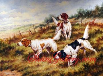 Three Dogs, ShanGallery.com