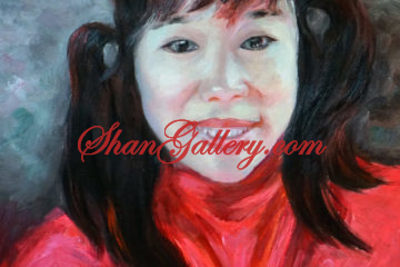 Portrait, ShanGallery.com, Shan Gallery, Vancouver, Canada