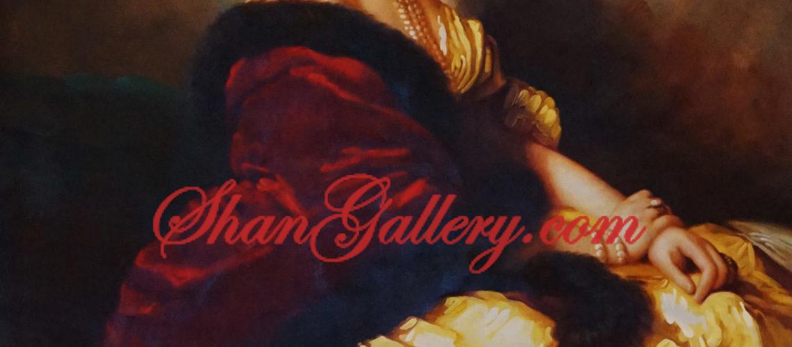 Portrait,ShanGallery.com, Vancouver, Canada
